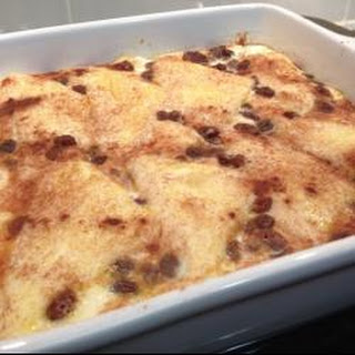 Bread And Butter Pudding Without Raisins Recipes