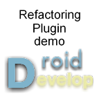 DDRefactoringPluginExample icon