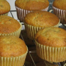 Super Quick Banana Nana Nut Muffins