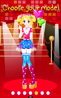 Screenshot of Dress Up! Cute Fairy