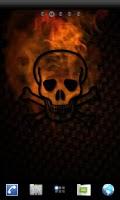Screenshot of Fire Glow Free Live Wallpaper