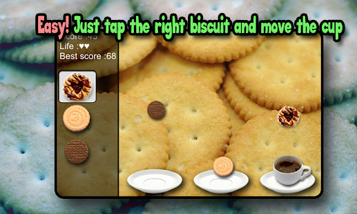BISCUIT MAKER : Dunkin Factory - screenshot