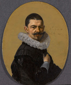 RIJKS: attributed to Willem Cornelisz. Duyster: painting 1627