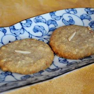 Chinese Five Spice Cookies