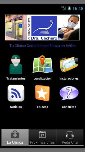Clínica Dental Dra. Cachero