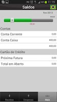 Screenshot of Finance Pro