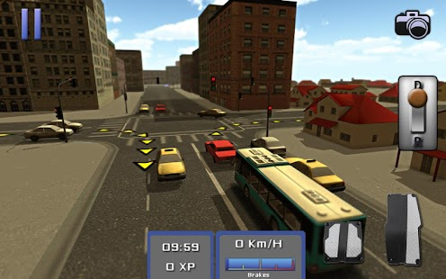 Bus Simulator 3D (Unlocked/Ad-Free/XP)