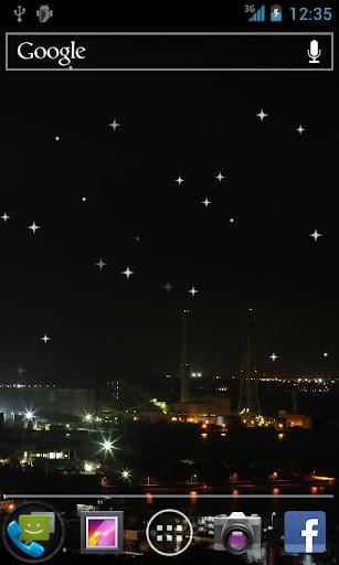 輝く星壁紙 沖縄県