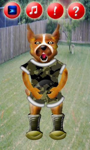 爆炸我的狗