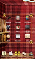 Screenshot of ZEngland Next Launcher Theme