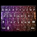 Girly Glitter Keyboard Skin