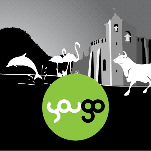 YouGo Lisboa e Vale do Tejo LOGO-APP點子