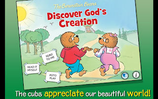 Screenshot of BB - Discover God's Creation