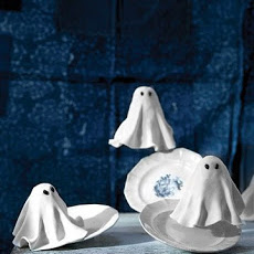Thick Ghostly Chocolate Frosting