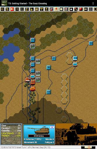 Modern Campaigns - Mideast 67 - screenshot