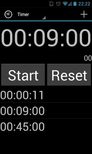 Awesome Timer