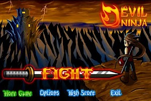 Screenshot of Devil Ninja