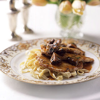 Veal Marsala With Mushrooms Recipes