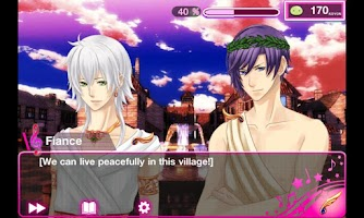 Screenshot of Love Academy YAOI【Dating sim】