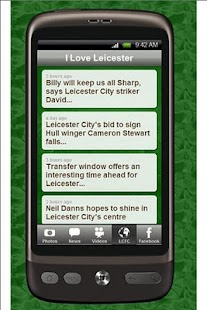 Leicester - screenshot