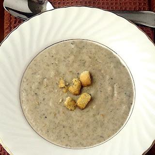 Portobello Mushroom Soup Recipes