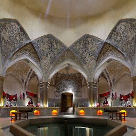 Vakil Bath by Mohammad Rzj - Buildings & Architecture Public & Historical