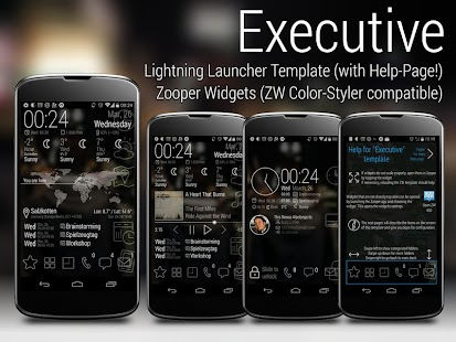 """Executive PRO"" for LL(x) & ZW - screenshot"
