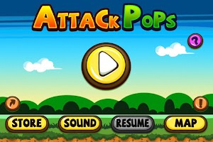 Screenshot of Attack Pops
