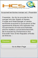Screenshot of Indian Bare Acts(Free)