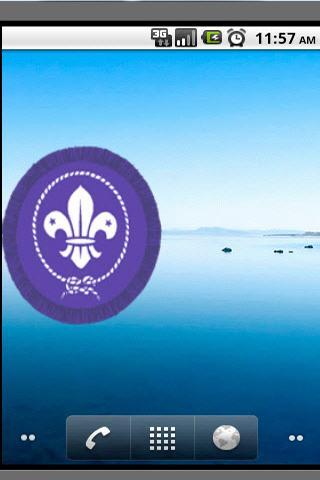 cub scouts crest badge
