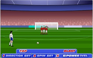 Screenshot of Free Flick Kick