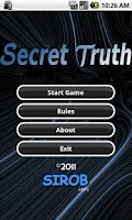 Screenshot of Secret Truth Lite