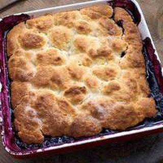Blueberry Cobbler Crust Recipes