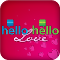 Hello-Hello Love (Tablet) icon