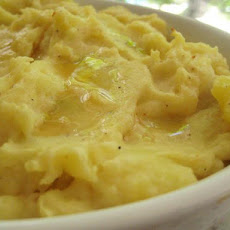 Make-Ahead Mashed Potatoes With Browned Butter