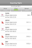 Screenshot of iSpeedy Flights Hotels & Cars