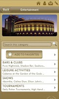 Screenshot of Caesars Palace Las Vegas