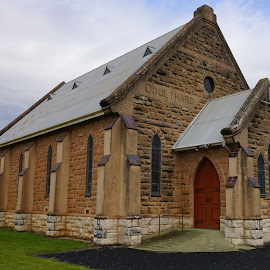 Barrosa Uniting Church by Jefferson Welsh - Buildings & Architecture Places of Worship