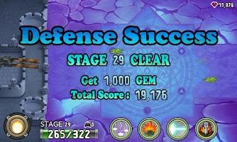 Screenshot of Dragon Monster Defense Games