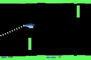 Screenshot of Copter Classic