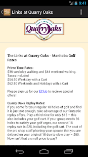 Links at Quarry Oaks - screenshot