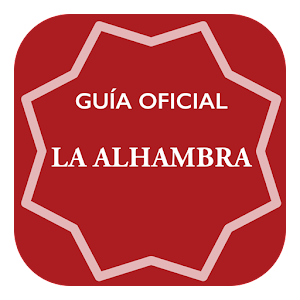 Cover art Official Guide La Alhambra