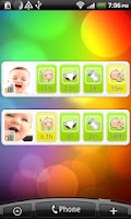 Screenshot of Baby Daychart Lite