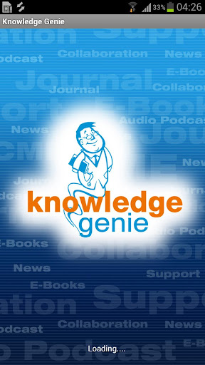 【免費醫療App】Knowledge Genie-APP點子