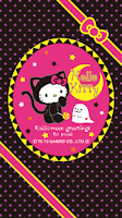 Screenshot of HELLO KITTY LiveWallpaper18
