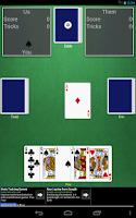Screenshot of Euchre (free)