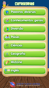 Jogo da Forca APK for Bluestacks