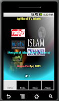 Screenshot of TV Islam Indonesia