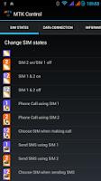 Screenshot of Dual SIM Control