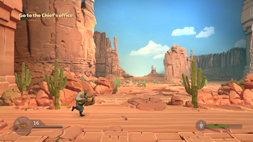 Screenshot of Rochard